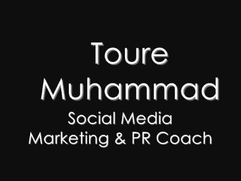 Toure Muhammad Explains To Black Businesses The Seven Steps to Online Marketing and PR