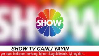 Show Tv Canlı Yayın İzle HD