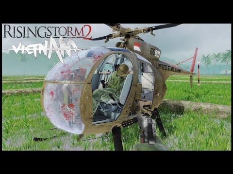 Run through the Jungle (Funny Moments)(Rising Storm 2: Vietnam)