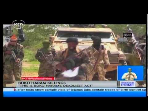 Boko Haram militants open fire on Northern Nigerian villages leaving bodies scattered