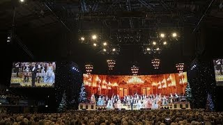 Amira Willighagen Andr Rieu rehearsing with Amira at Wembley in London - Saturday 7 December 2013.mp3