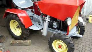 Traktorek Dzik golf Diesel