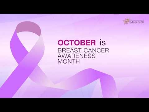 Learn & Share: Breast Cancer Awareness Month - Macafem Cares