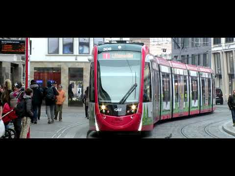 First CAF trams running in Germany