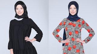 Tozlu Giyim 2017 Tesettür Tunik Modelleri
