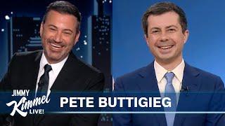 Pete Buttigieg on Becoming Transportation Secretary & Doing Away With Daylight Saving Time!
