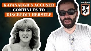 Kavanaugh's Accuser Continues To Discredit Herself | The Matt Walsh Show Ep. 108