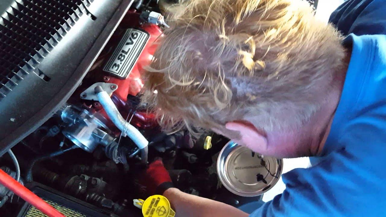 2005 Chrysler Town  U0026 Country Intake Manifold Gasket Repair