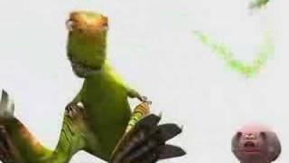 Jurassic Cartoon fart