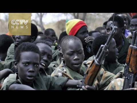 UNICEF calls for end to recruitment of child soldiers in South Sudan