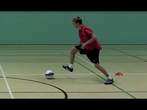 Learn football skills youtube music