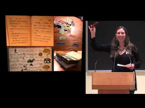 2015 GSLIS Research Showcase: Mechanical Literacies of the Industrial Revolution