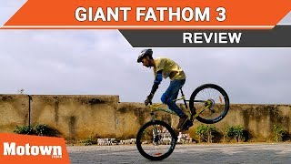 Gaint Fathom 3 | Bicycle Review