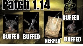 Dark Souls Patch Paired Greatswords Buffed Farron Greatsword Buffed Sss Nerfed And More