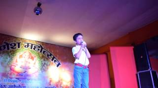 Sun Raha hai by 6 Year old Rahul Pawar 3 minute Song