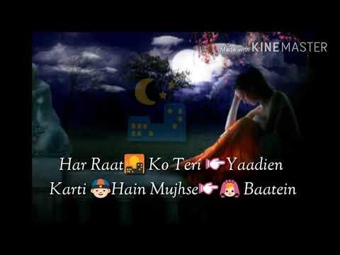Titanic Hindi Version Whatsapp Video. Silent Heart Touching  Song