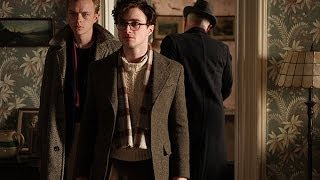 Kill Your Darlings  -- Movie Review