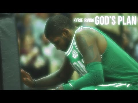 Kyrie Irving MIX - God's Plan [HD]