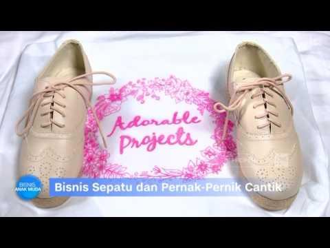 Bisnis Sepatu dan Pernak-pernik Cantik