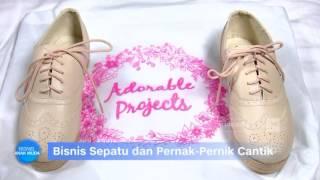 Bisnis Sepatu dan Pernak pernik Cantik