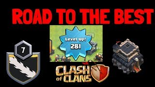 ROAD to the BEST?😍🔥 | Lets play clash of clans👌🤟 | Req n Leave | Req N GTFO