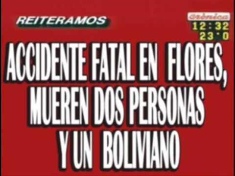 TITULOS CRONICA TV!!!!!!!!!