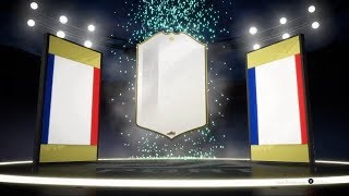 2 Icons In A Row!!! WTF How Lucky Can You Be! Fifa 19 Ultimate Team