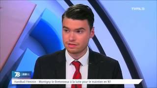 Handball Féminin : Montigny-le-Bretonneux à la lutte pour le maintien en N1