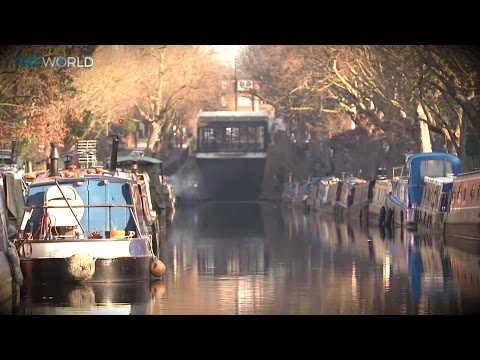 London Houseboats: Londoners Find Alternative Living Arrangements