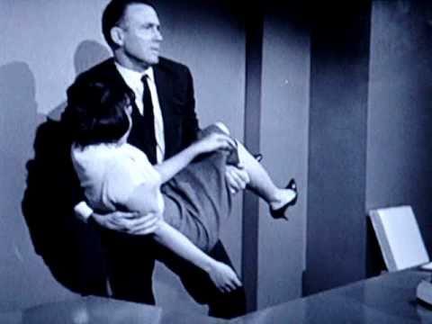 "Nice "" U.N.C.L.E. Secretary "" 2 / 2 Slow Motion 1964"