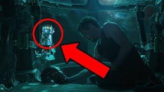 Смотреть Avengers 4: EndGame Official Trailer Everything You Missed That Will Shock You онлайн