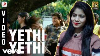 Vaaranam Aayiram - Yethi Yethi Song REACTION | Suriya | Harris Jayaraj