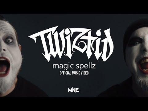 Смотреть клип Twiztid - Magic Spellz