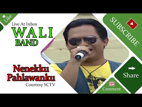 WALI BAND [Nenekku Pahlawanku] Live At Inbox (29-09-2014) Courtesy SCTV
