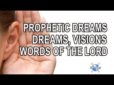 The Prophetic Dreams, Vision & Words of the Lord–Connect with The Torch Today II VFNtv.com/Prophesy