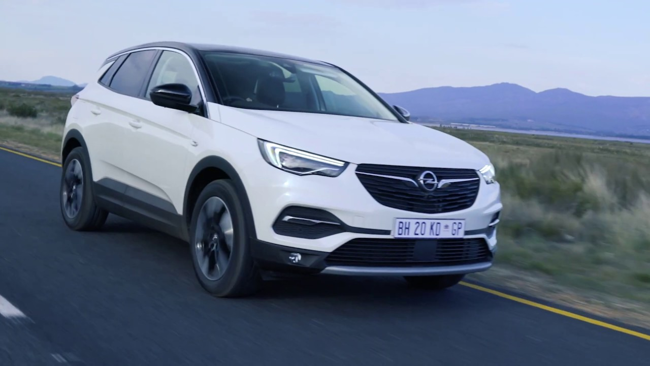 Opel Grandland X Features Review Youtube