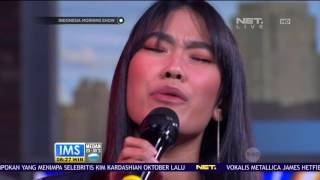 Starving - Cover By Alika Islamadina - Live At Indonesia Morning Show