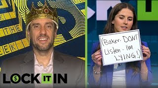 Clay Travis on betting NE after their win against GB, Cleveland's loss to KC | LOCK IT IN