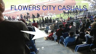 Casuals chants, Persib flowers city casuals