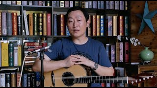 吉他弹唱编曲分析:齐秦 经典情歌《悬崖》