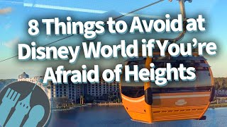 8 Things To Avoid at Disney World if You're Afraid of Heights