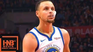 Golden State Warriors vs LA Clippers 1st Half Highlights | 01/18/2019 NBA Season