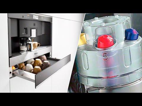 Встраиваемая кофемашина Miele с системой Nespresso CVA 6431