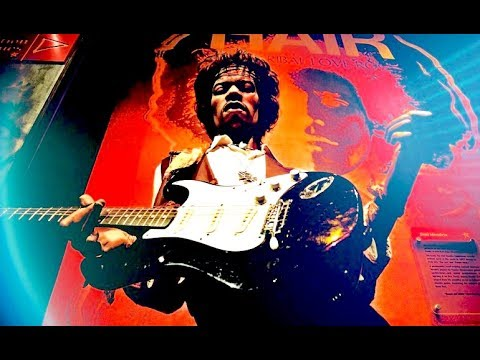 Jimi Hendrix's 22 Greatest Guitar Techniques!