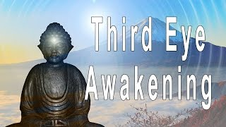 third eye awakening deep meditation training for psychic abilities to awaken your pineal gland