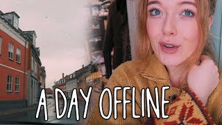 I went offline for a day + Work at the thrift shop