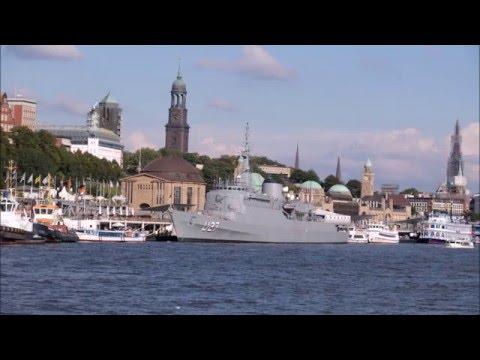 Hamburg Schöne Stadt - Sehenswürdigkeiten - Sightseeing - belle ville - bella ciudad -beautiful city