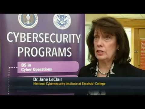 RIT on TV: NTID Cyber Security Conference