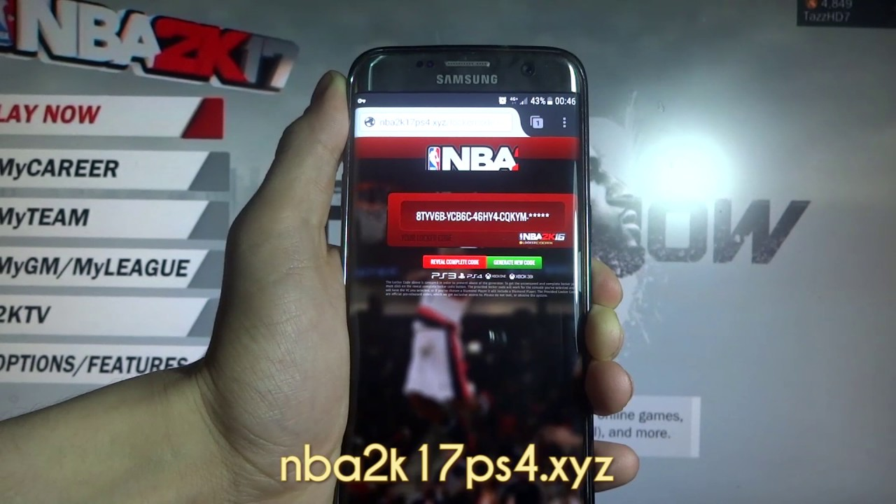 <b>NBA 2k17</b> locker <b>codes</b> ps4 <b>ps3</b> xbox one PC and xbox 360 to get ...