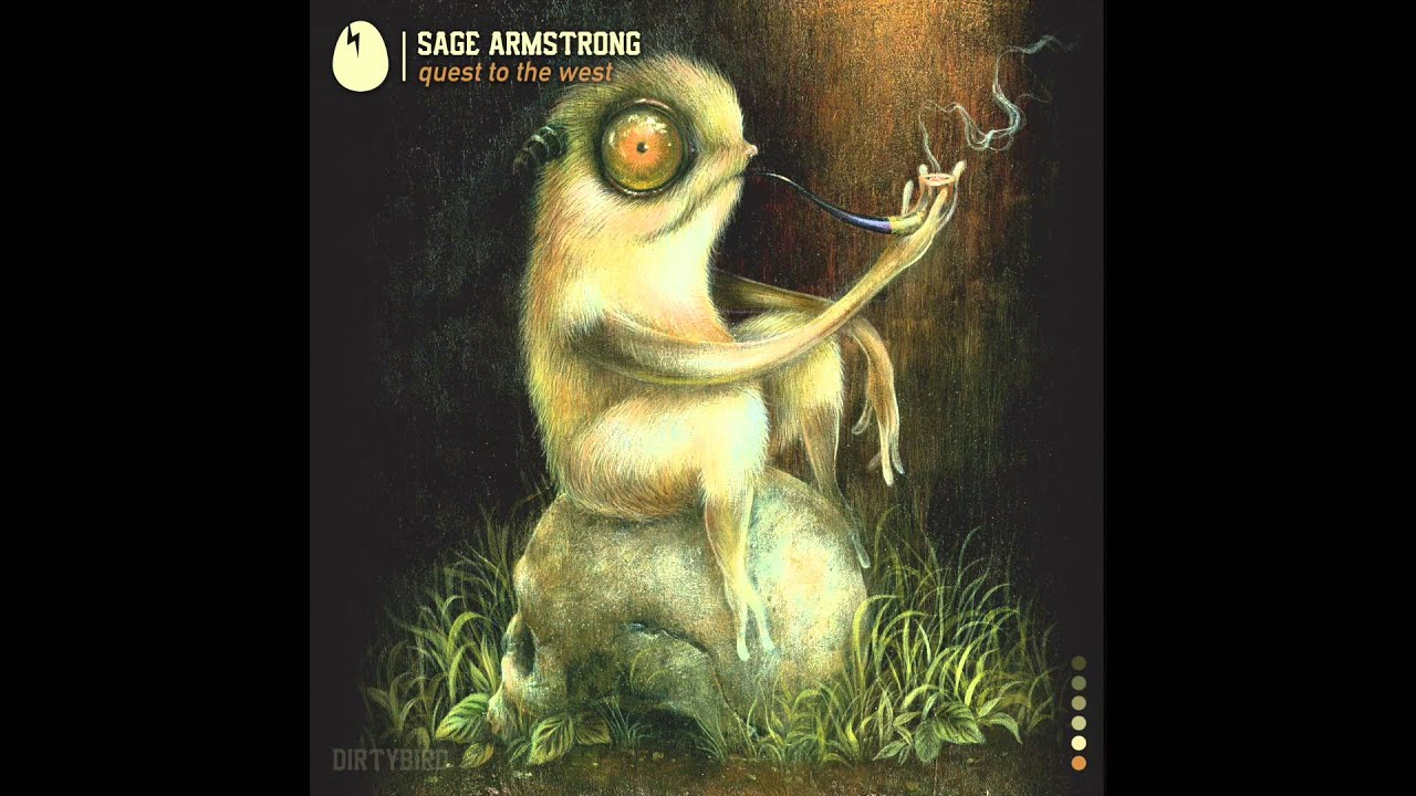 Sage Armstrong - Quest to the West